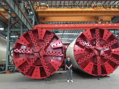Pipe Jacking Tunneling Guided Boring Machine Sistem Hidraulik Kontrol Plc